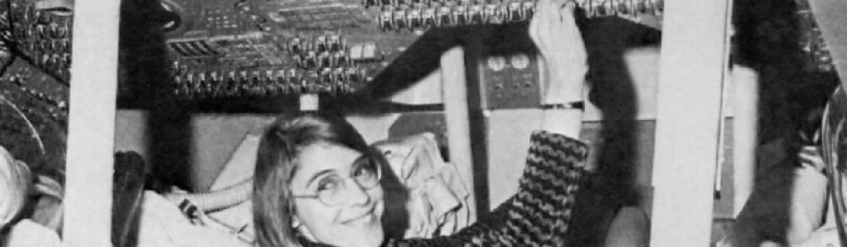Margaret Hamilton e la Luna
