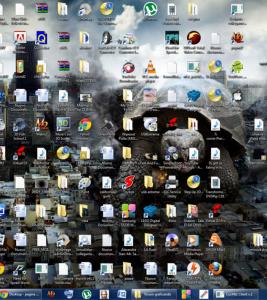 Desktop disordian